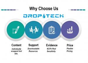 Why Choose DropTech Test Kit